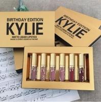 Набор матовых жидких губных помад Kylie Birthday Edition 6 оттенков набор №3