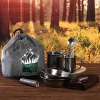 Набор туристический Природа зовет, 8 предметов Командор