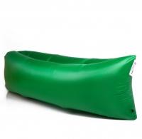 Надувной диван Ламзак Ламзкафрут, зеленый