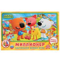 Настольная детская игра Миллионер Мимимишки