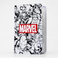 Обложка для паспорта MARVEL, Мстители