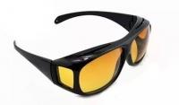 Очки-маска водителя HD Vision для защиты днем и ночью