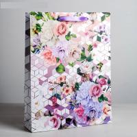 Пакет ламинированный вертикальный Это твой день!, L 40 × 31 × 9 см