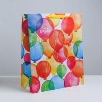 Пакет подарочный Good day (ламинир, XL 40 × 49 × 19 см)
