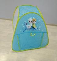 Палатка детская Холодное сердце 88*88*92