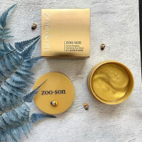 Патчи гидрогелевые ZOO SON  с экстрактом красной икры и золотом