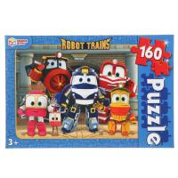 Пазлы Роботы поезда Robot Trains 160 элементов