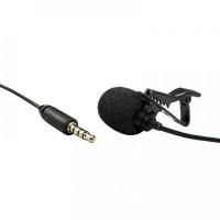 Петличный проводной микрофон
