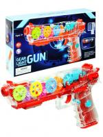 Пистолет светящийся GREAT LIGHT GUN