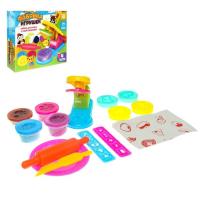 Пластилин Фабрика игрушек набор ЭВРИКИ