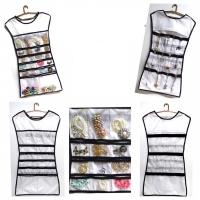 Платье-органайзер для бижутерии и украшений Little Black Dress New Белое