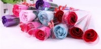 АКЦИЯ! Подарочная Роза (мыло)