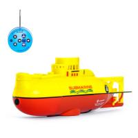 Подводная лодка радиоуправляемая Гроза морей, световые эффекты