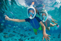 Подводная маска для снорклинга Easybreath S-M