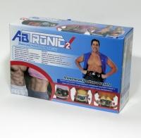 Пояс - миостимулятор 2-х канальный AbTronic X2 (Аб Троник Х2)