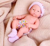Пупс новорожденный Кроха-3