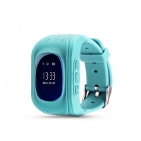 Умные часы SMART BABY WATCH Q50 бирюзовый