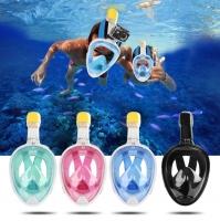 Подводная маска для снорклинга Easybreath