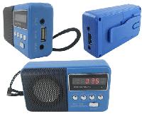 """Радиоприемник колонка """"WSTER"""" WS-239"""