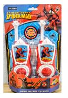 Рация детская Человек паук