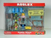 Игровой набор Роблокс Roblox атака зомби