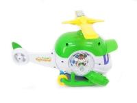 Вертолет маленький (свет, музыка)