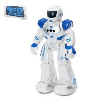 Робот радиоуправляемый Смарт бот, ходит, световые и звуковые эффекты, русская озвучка