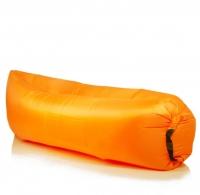 Надувной диван Ламзак Ламзкафрут, оранжевый