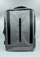 Рюкзак городской QiPaiLang серый