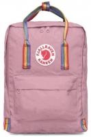 Рюкзак Kanken Rainbow розовый