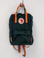 Рюкзак Kanken Rainbow зеленый
