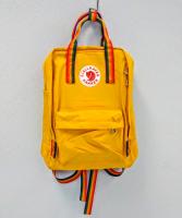 Рюкзак Kanken Rainbow желтый