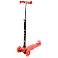 Самокат детский Scooter 21st maxi красный