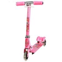 Самокат детский ONLITOP «Вперед к мечте», цвет розовый