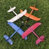 Самолет планер из пенопласта