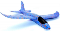 Самолет планер из пенопласта (малый)