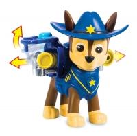 Щенячий патруль щенок с рюкзаком Гонщик