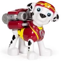 Щенячий патруль щенок с рюкзаком Маршал