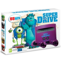 Игровая приставка к ТВ Sega (Сега) Monsters (55 игр)