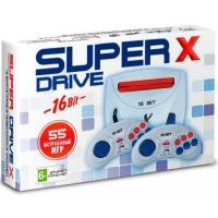 Игровая приставка к ТВ Sega (Сега) Super Drive X (55 игр)
