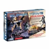Игровая приставка к ТВ  Sega (Сега) Super Drive Star Wars (8 игр)