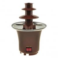 АКЦИЯ! Шоколадный фонтан Chocolate Fountain высота 25 см.