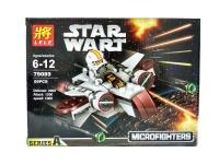 Конструктор Lego Лего (LELE) 79089 Star Wart Республиканский истребитель, 105 дет