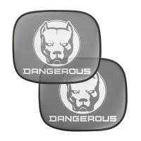 Шторка солнцезащитная набор Dangerous