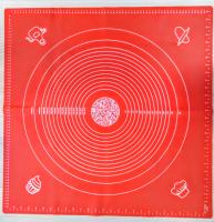 Силиконовый коврик для выпечки и запекания 70x70