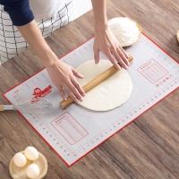 Антипригарный силиконовый коврик для выпечки и запекания