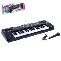 Синтезатор Супер музыкант-2: FM-радио, 37 клавиш, микрофон