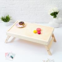 Столик-поднос для завтрака складной, 50×30 см