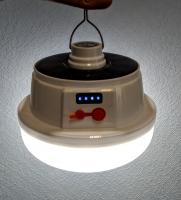 Светильник лампа светодиодный на солнечной батареи 2026