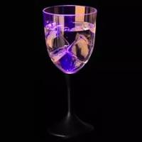 АКЦИЯ! Светящийся бокал для вина (310 мл)